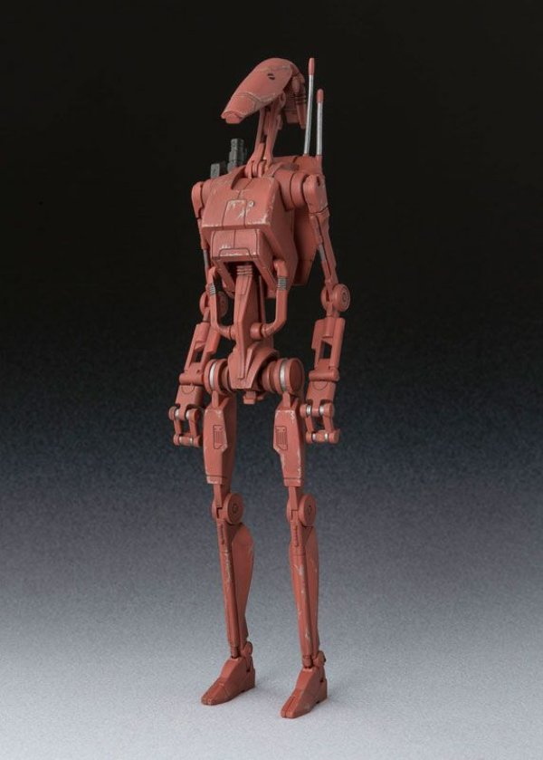 Battle Droid Geonosis Color Star Wars S.H. Figuarts Bandai Original