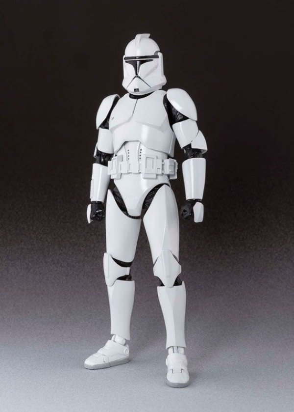 Clone Trooper Phase I Star Wars S.H. Figuarts Bandai Original