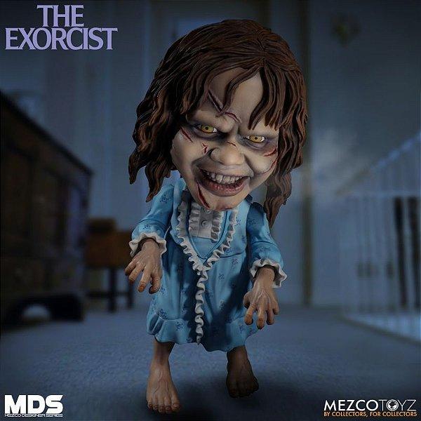 Regan MacNeil O Exorcista Stylized Mezco Toyz Original
