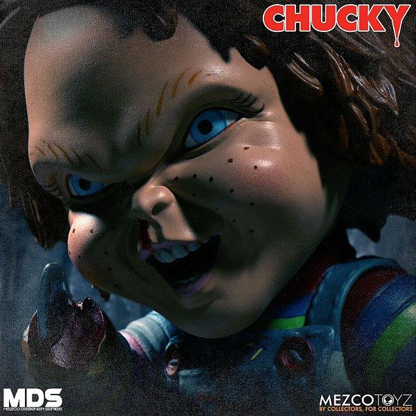 Chucky Deluxe Edition Stylized Mezco Toyz Original
