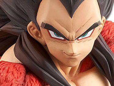 Vegeta Super Sayajin 4 Dragon Ball Z Dokkan Battle Banpresto Original