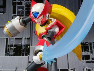 Zero Type 2 Megaman X2 D-Arts Bandai Original