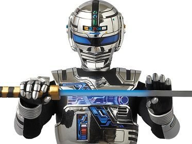 Space Sheriff Gavan Type G The Movie Project BM! Bandai MedicomToy Original