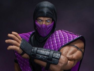 Rain Mortal kombat Storm Collectibles Original