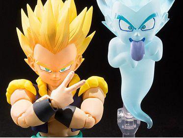 Gotenks Super Saiyajin Dragon Ball Z S.H. Figuarts Bandai original