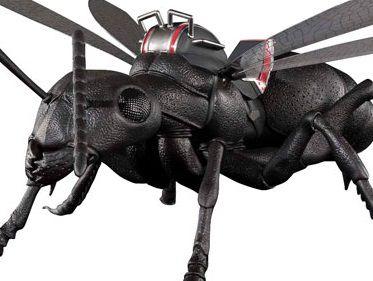 Formiga Voadora Homem Formiga e a Vespa S.H. Figuarts Bandai Original