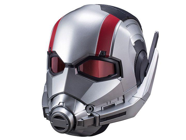 Capacete eletrônico Homem Formiga Marvel Legends Hasbro Original
