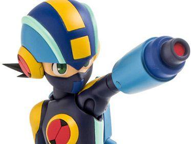 Mega Man Battle Network 4 Inch Nel Sentinel Original