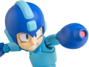 Mega Man 4 Inch Nel Sentinel Original