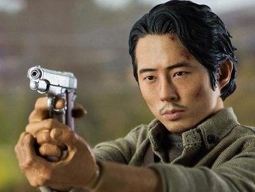 Glenn Rhee The Walking Dead Threezero Original