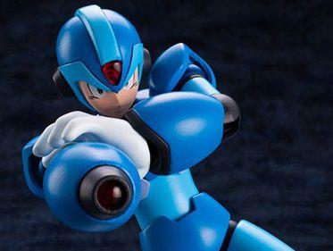 Mega Man X Plastic Model Kotobukiya Original