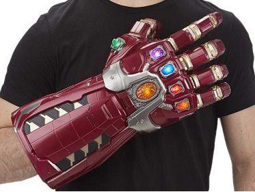 Manopla do Poder Vingadores Ultimato Marvel Legends Hasbro Original
