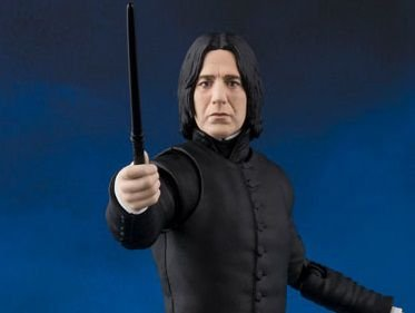 Severus Snape Harry Potter S.H. Figuarts Bandai Original