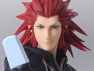 Axel Kingdom Hearts III Bring Arts Square Enix Original