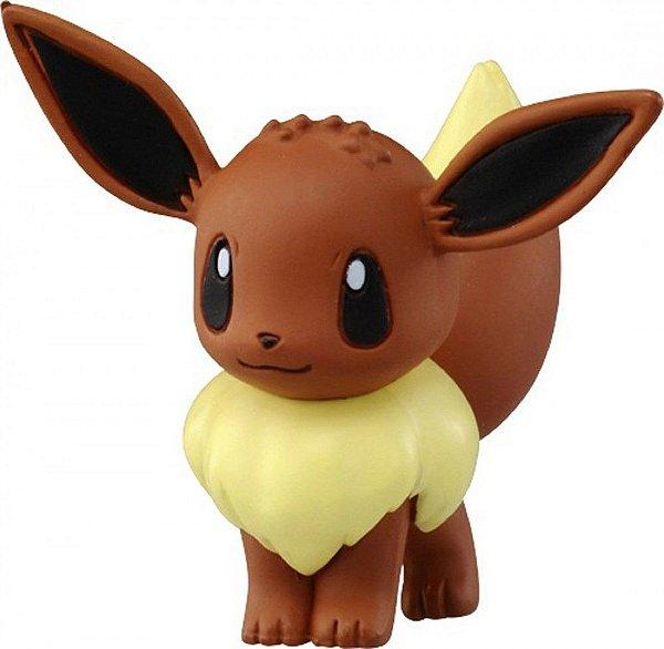 Eevee Pokemon Moncolle EMC_09 Takara Tomy original