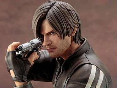 Leon Scott Kennedy Resident Evil Artfx Kotobukiya Original