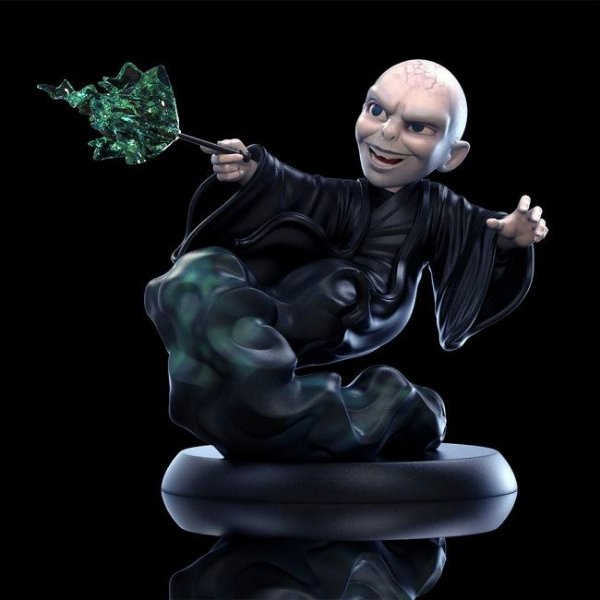 Voldemort Harry Potter Q-Fig Quantum Mechanix Original