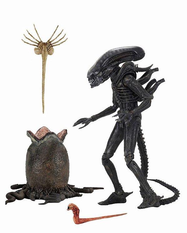 Alien Big Chap Alien 40º aniversário Ultimate Neca Original