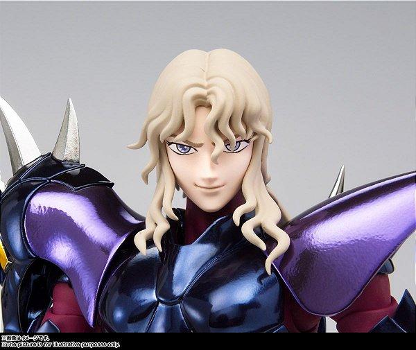 Siegfried de Dubhe Cavaleiros do Zodiaco Saint Seiya Cloth Myth EX Bandai Original