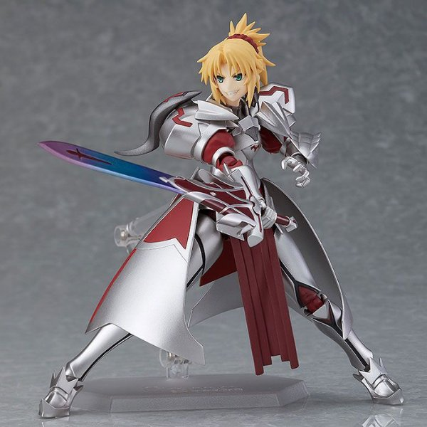 "Saber of ""Red"" Mordred Fate/Apocrypha Figma Max Factory Original"