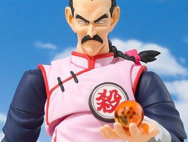 Tao Pai Pai Dragon Ball S.H. Figuarts Bandai Original