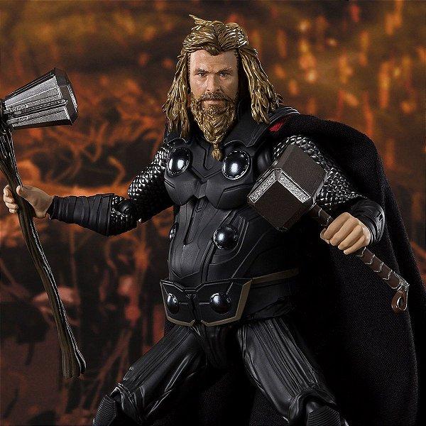 Thor Vingadores Ultimato S.H. Figuarts Bandai Original
