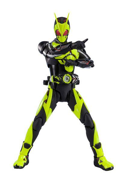 Kamen Rider Zero-One Kamen Rider S.H. Figuarts Bandai Original