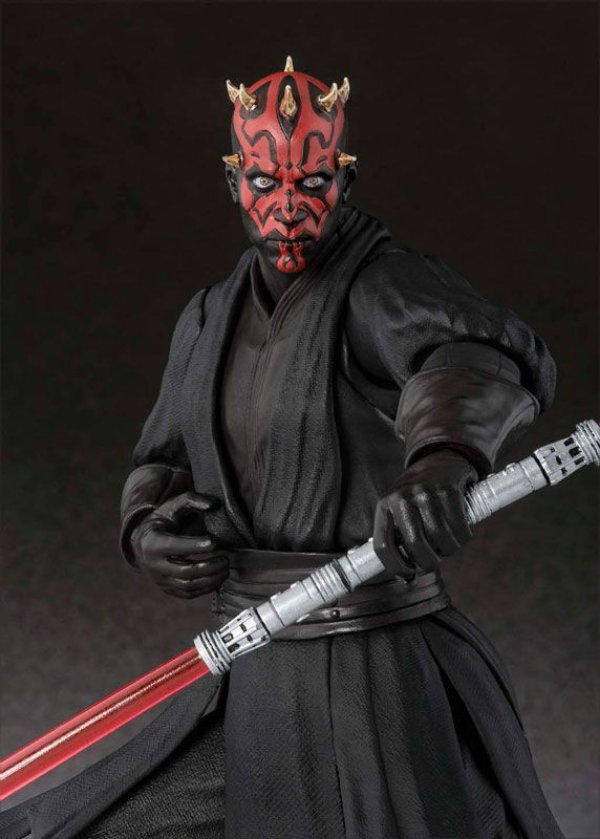 Darth Maul Star Wars S.H. Figuarts Bandai Original
