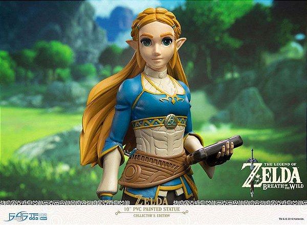 Princesa Zelda The Legend of Zelda First 4 Figures Original
