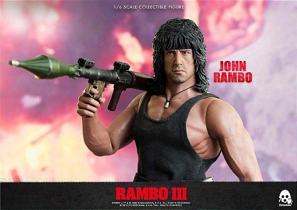 Rambo III Threezero original