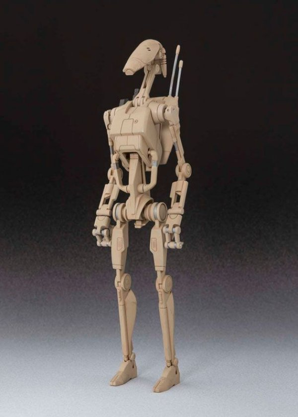 Battle Droid Star Wars Episódio I A ameaça fantasma S.H. Figuarts Bandai Original