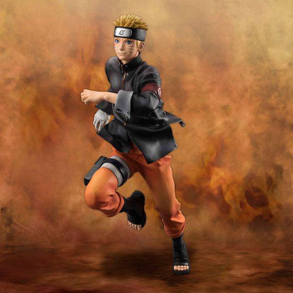 Uzumaki Naruto Gekijouban Naruto The last G.E.M. Megahouse Original