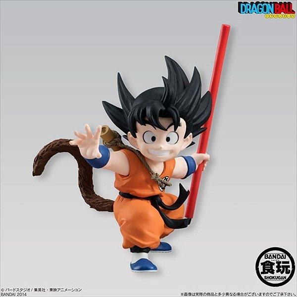 Son Goku Dragon Ball STYLING Candy Toy BANDAI Original