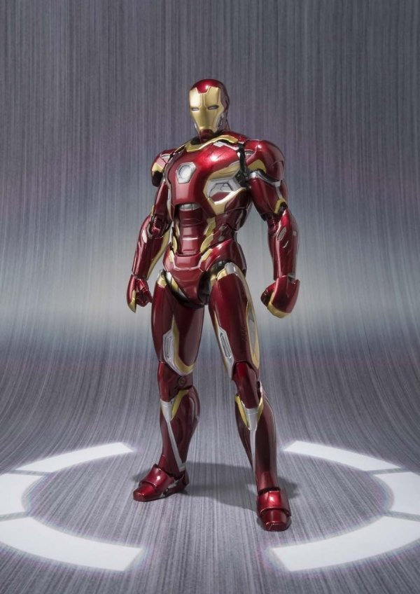 Iron Man Mark 45 S.H. Figuarts Avengers Age of Ultron