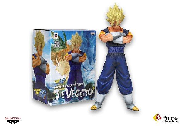 Vegetto 25cm Dragon Ball Kai Master Stars Piece Banpresto Original