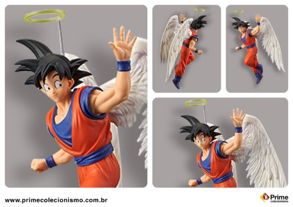 Goku Dramatic ShowCase Vol.1 Banpresto Original