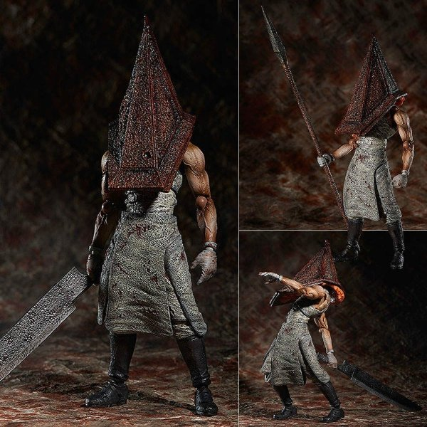 Red Pyramid Thing Silent Hill 2 Figma Original Lacrado