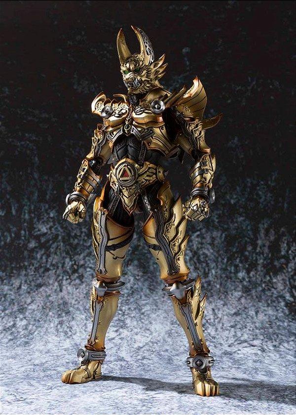 [ENCOMENDA] Golden Knight Garo Makai Kadou Bandai Original