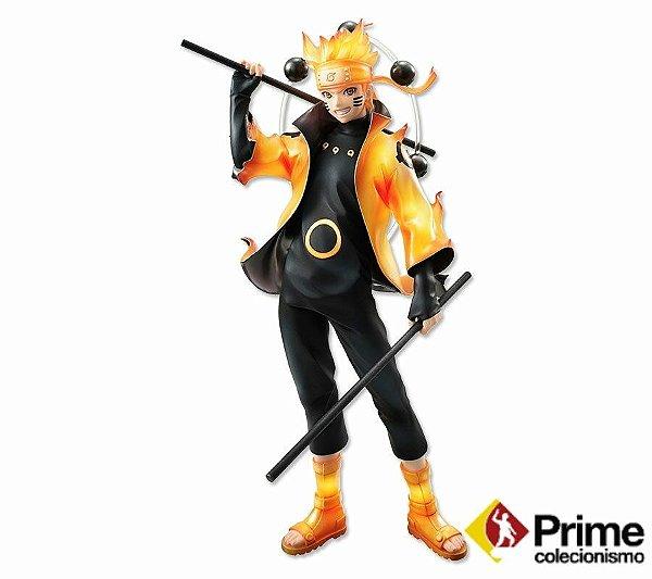 [ENCOMENDA] Uzumaki Naruto 1/8 Rikudo Sennin Mode G.E.M. MegaHouse Naruto Shippuuden