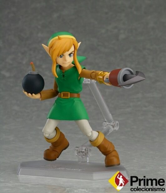 Link DX Edition Figma The Legend of Zelda: A Link Between Worlds ver. Original