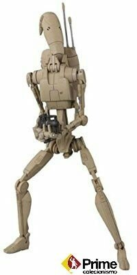 Battle Droid S.H. Figuarts Bandai Star Wars Episódio I The Phantom Menace Original