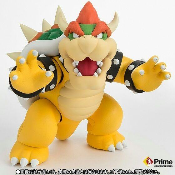 Bowser S.H. Figuarts Bandai Mario Nintendo Original
