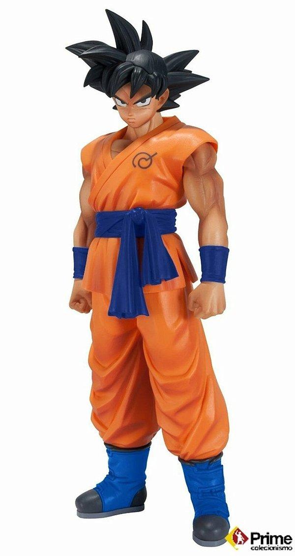 Son Goku Dragon Ball Super Master Stars Piece Banpresto Original