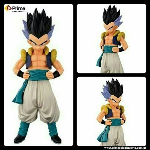 Gotenks Dragon Ball Master Stars Piece Banpresto Original