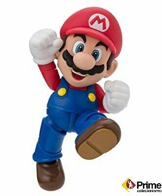 Mario S.H. Figuarts Bandai Nintendo Original