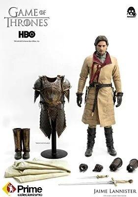 Jaime Lannister Game of Thrones ThreeZero Original