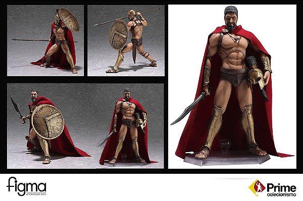 [ENCOMENDA] Leonidas 300 Sparta Figma Original