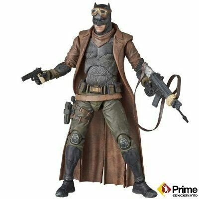 Batman Knightmare Batman vs Superman: Dawn of Justice MAFEX No.031 Medicom Toy Original