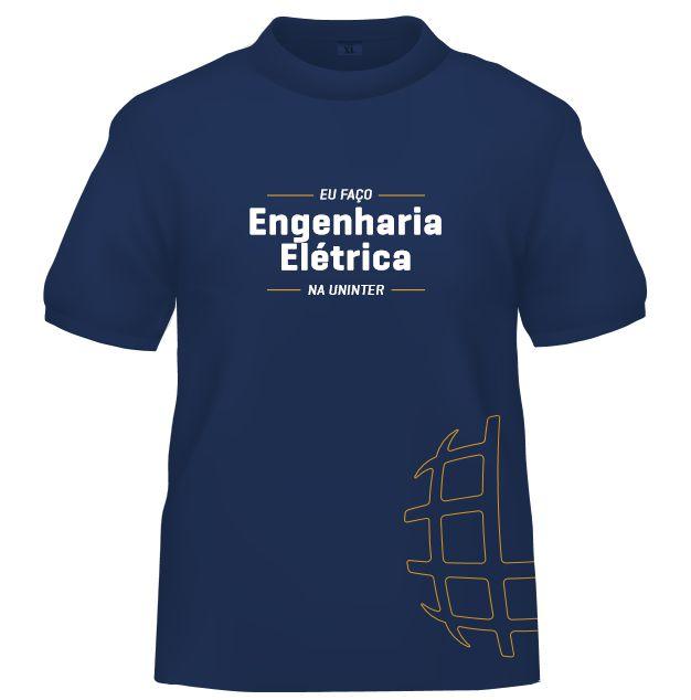 CAMISETA UNINTER - Engenharia Elétrica