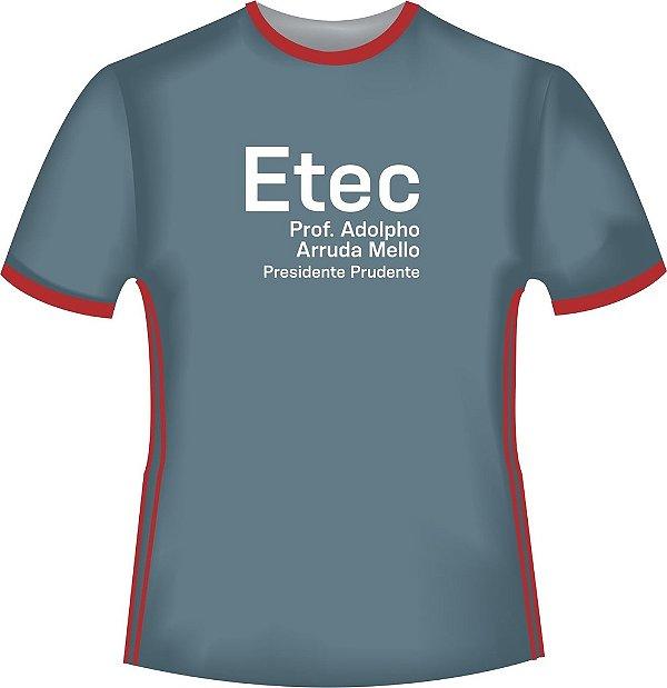 Camiseta ETEC - Arruda Mello